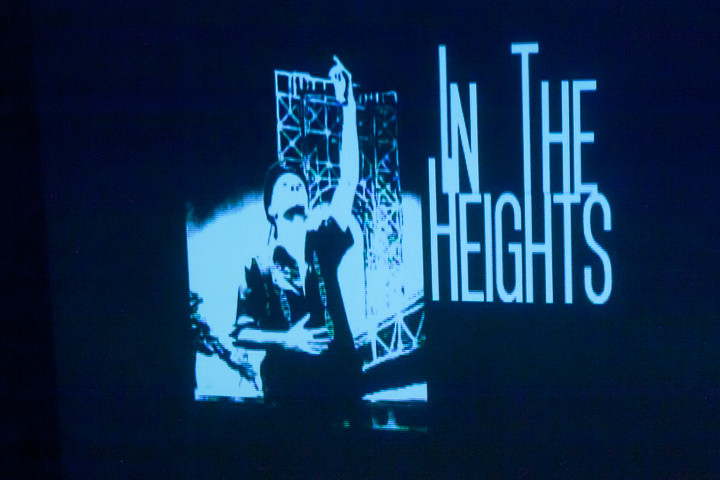 7602 In The Heights VHS Drama 2013 032413
