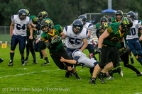 21952 JV Football v Casc-Chr 102615