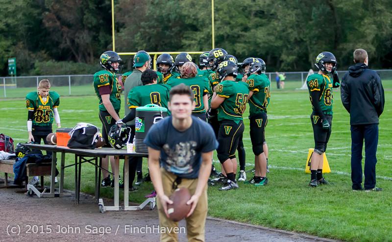 8321 JV Football v West-Seattle 110215