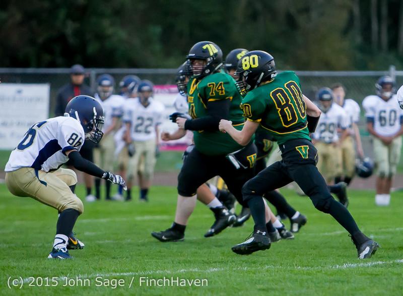 8362 JV Football v West-Seattle 110215