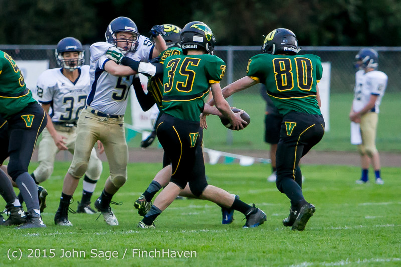 8385 JV Football v West-Seattle 110215