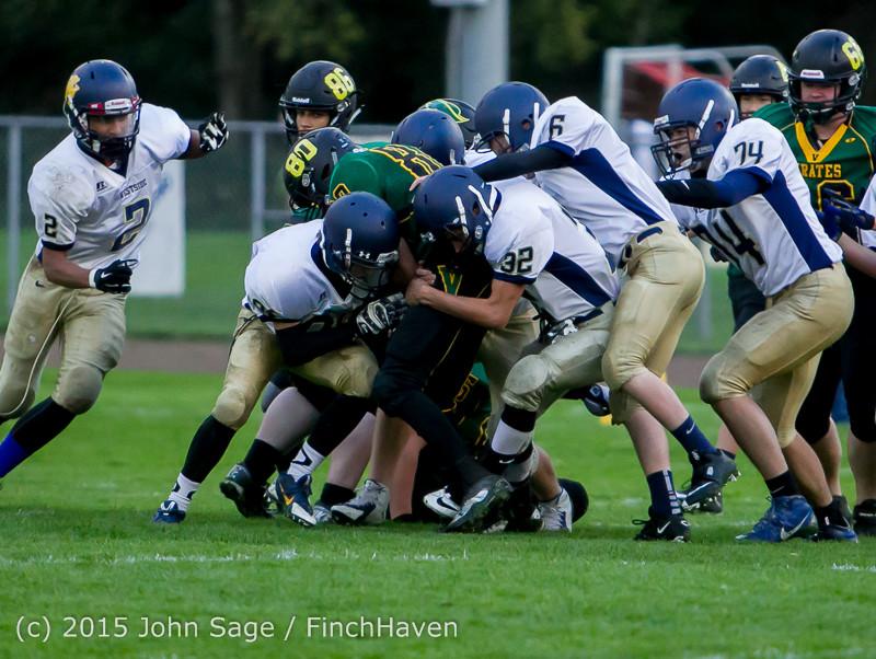 8409 JV Football v West-Seattle 110215