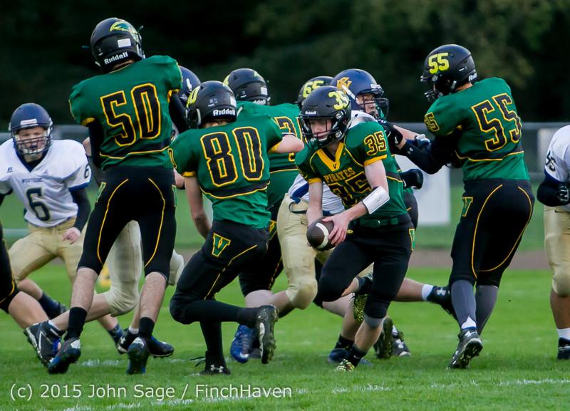 8432 JV Football v West-Seattle 110215