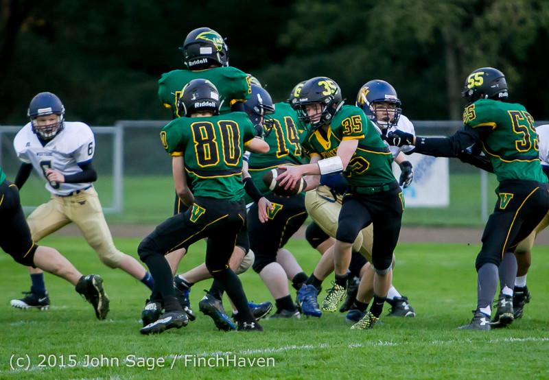 8433 JV Football v West-Seattle 110215