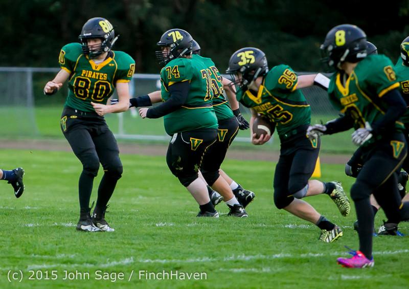 8439 JV Football v West-Seattle 110215