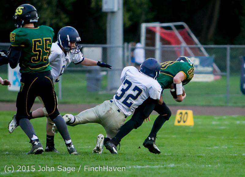 8477 JV Football v West-Seattle 110215