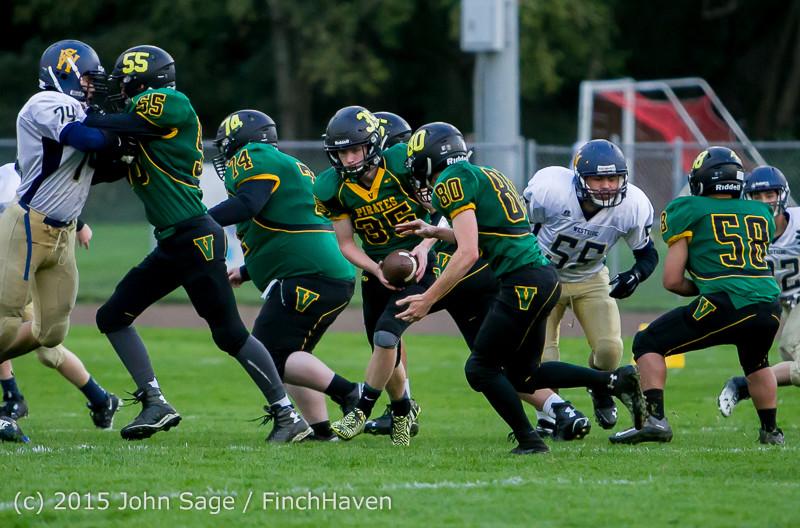 8495 JV Football v West-Seattle 110215