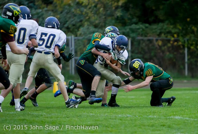 8576 JV Football v West-Seattle 110215