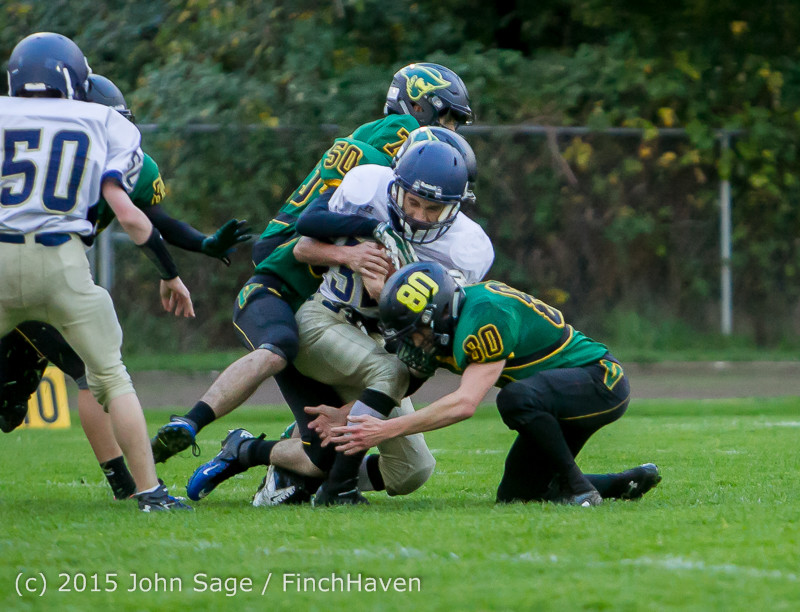 8577 JV Football v West-Seattle 110215