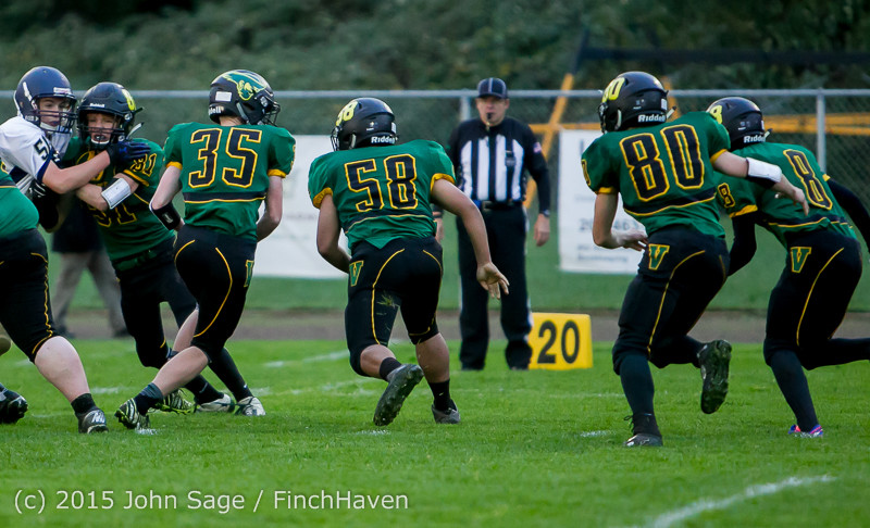 8592 JV Football v West-Seattle 110215