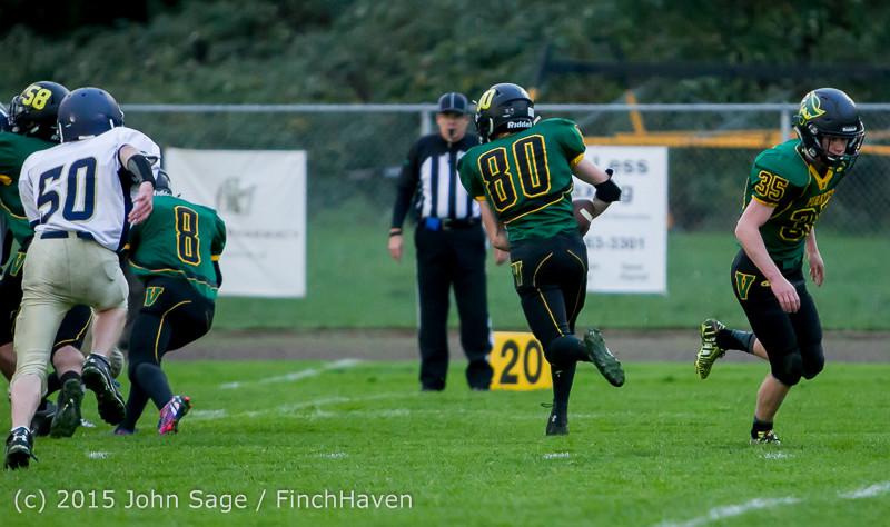 8597 JV Football v West-Seattle 110215
