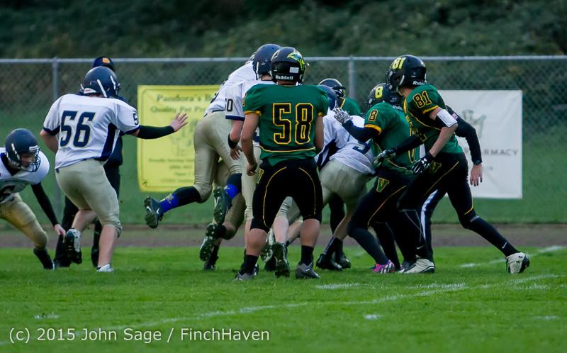 8620 JV Football v West-Seattle 110215