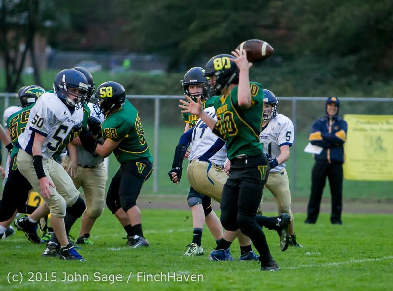 8663 JV Football v West-Seattle 110215
