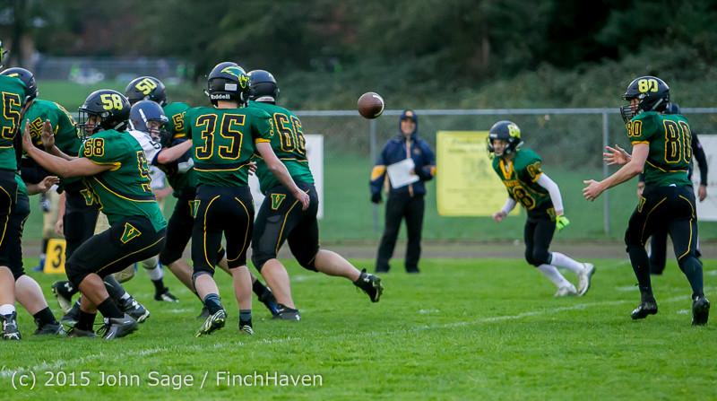 8682 JV Football v West-Seattle 110215