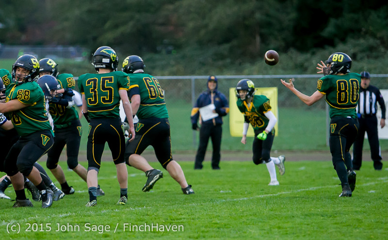 8684 JV Football v West-Seattle 110215