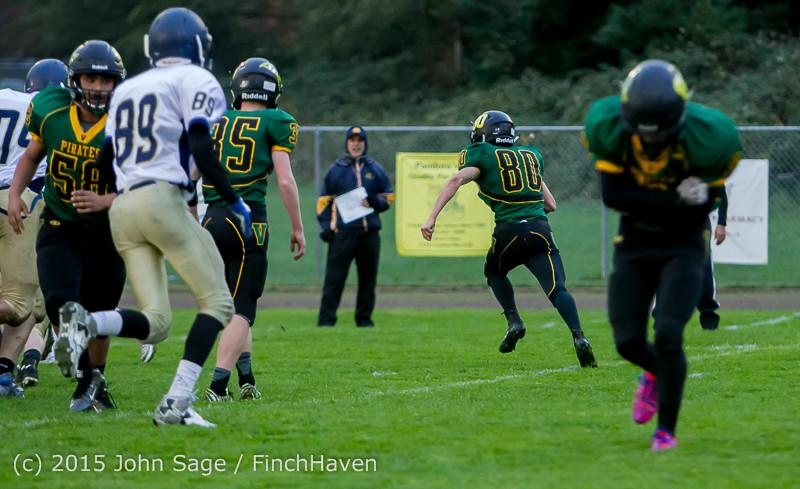 8687 JV Football v West-Seattle 110215