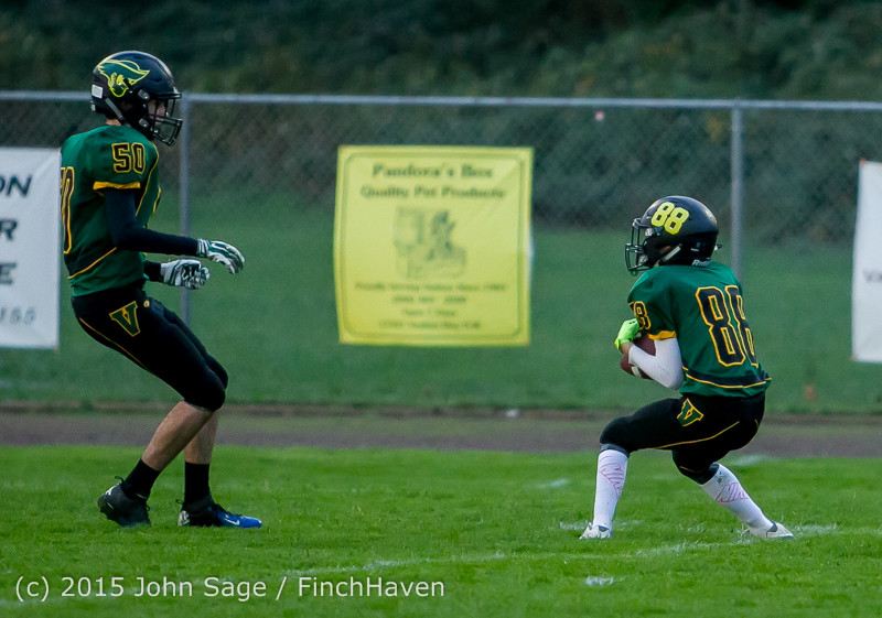 8722 JV Football v West-Seattle 110215