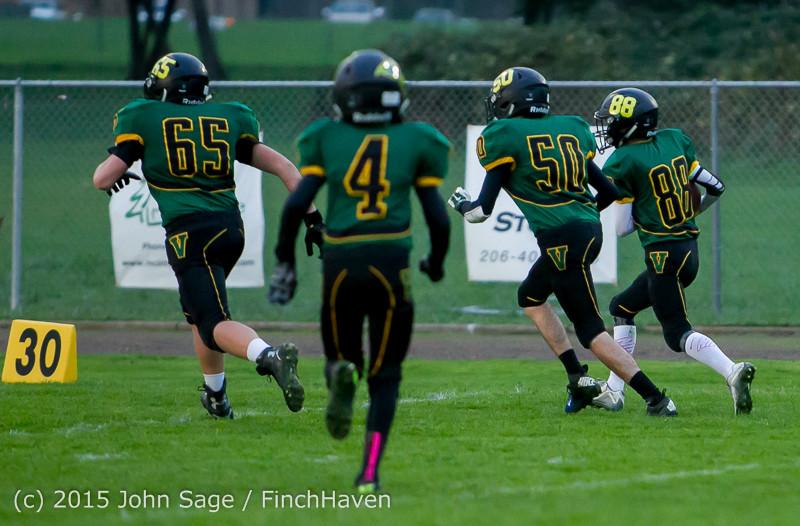 8732 JV Football v West-Seattle 110215