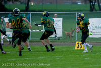 8738 JV Football v West-Seattle 110215