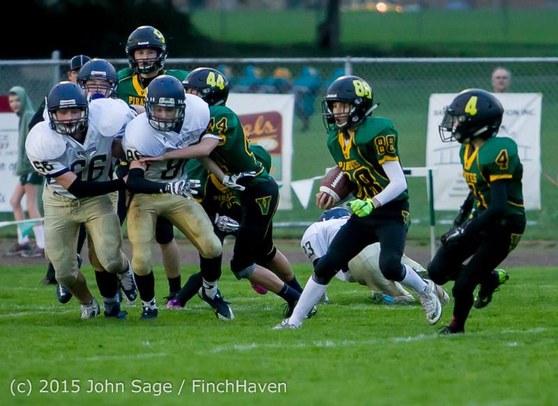 8745 JV Football v West-Seattle 110215