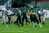 8756 JV Football v West-Seattle 110215