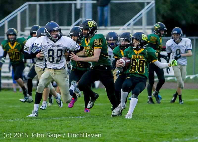 8762 JV Football v West-Seattle 110215