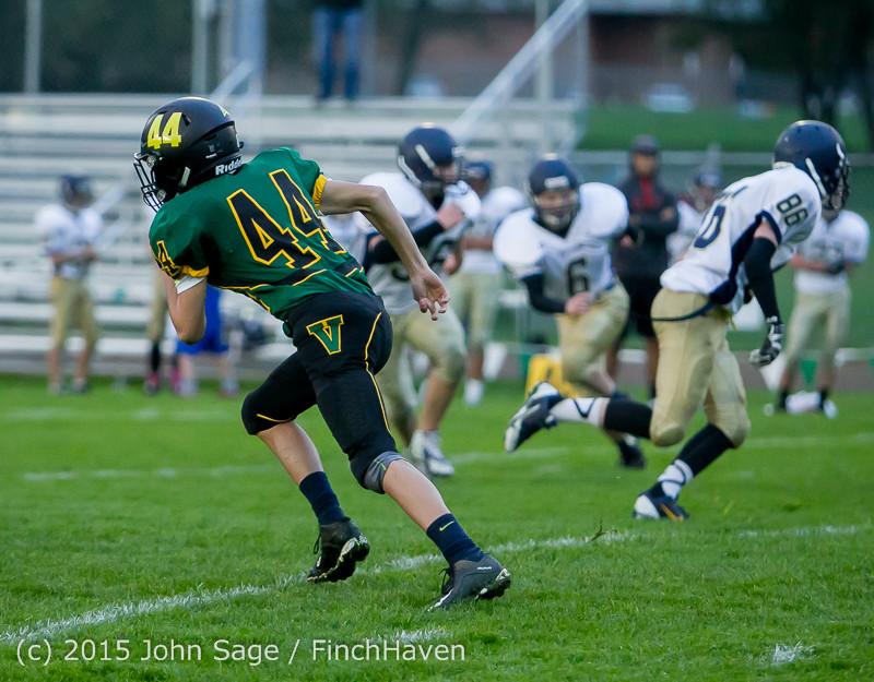 8801 JV Football v West-Seattle 110215