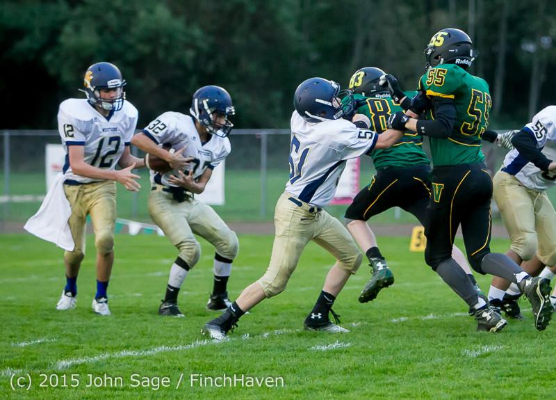 8829 JV Football v West-Seattle 110215