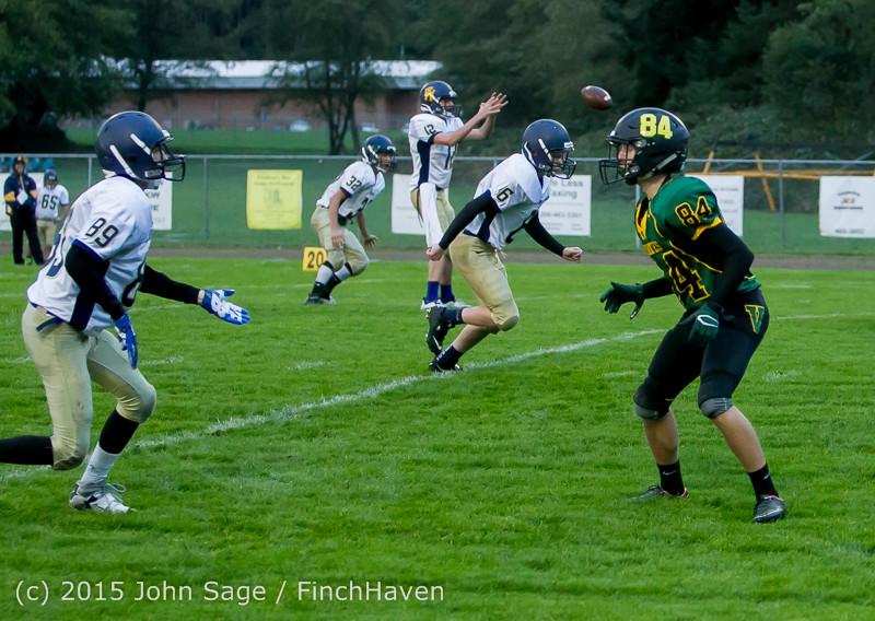 8845 JV Football v West-Seattle 110215