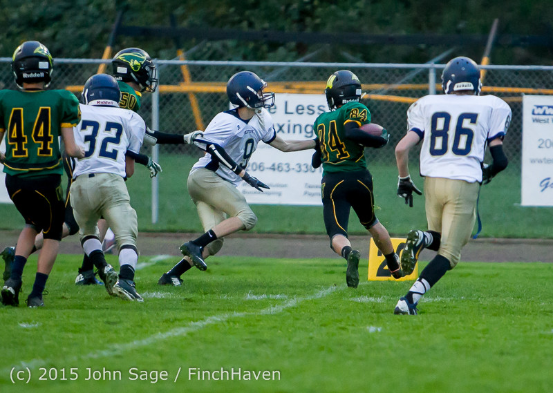 8883 JV Football v West-Seattle 110215