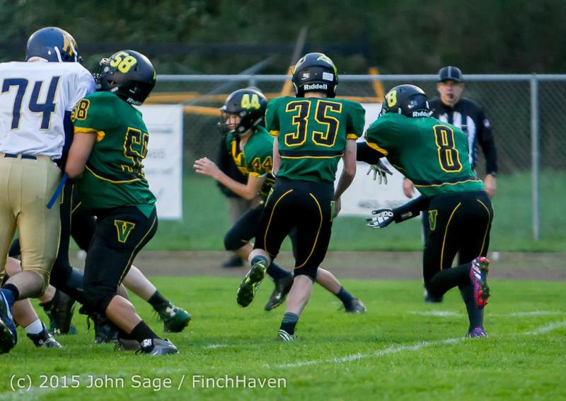 8908 JV Football v West-Seattle 110215