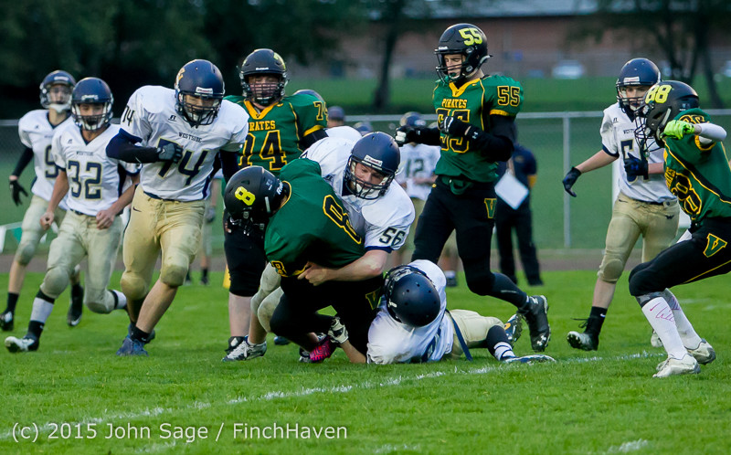 8944 JV Football v West-Seattle 110215