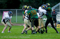 8985 JV Football v West-Seattle 110215