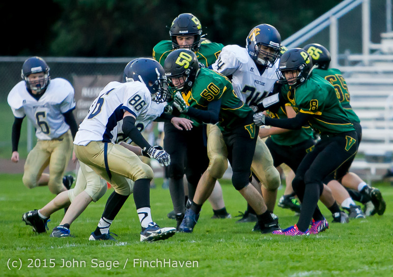 8993 JV Football v West-Seattle 110215