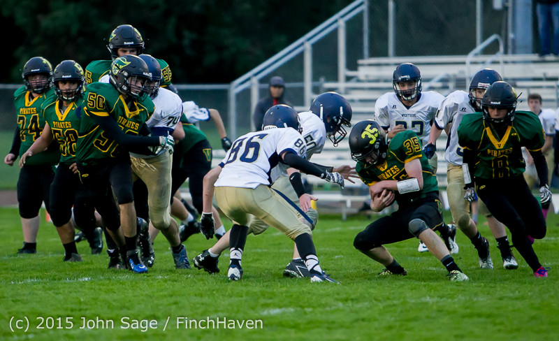 8999 JV Football v West-Seattle 110215