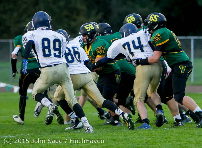 9014 JV Football v West-Seattle 110215