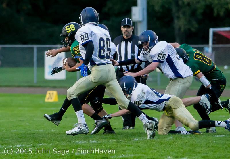 9023 JV Football v West-Seattle 110215