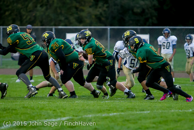 9147 JV Football v West-Seattle 110215