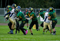 9154 JV Football v West-Seattle 110215