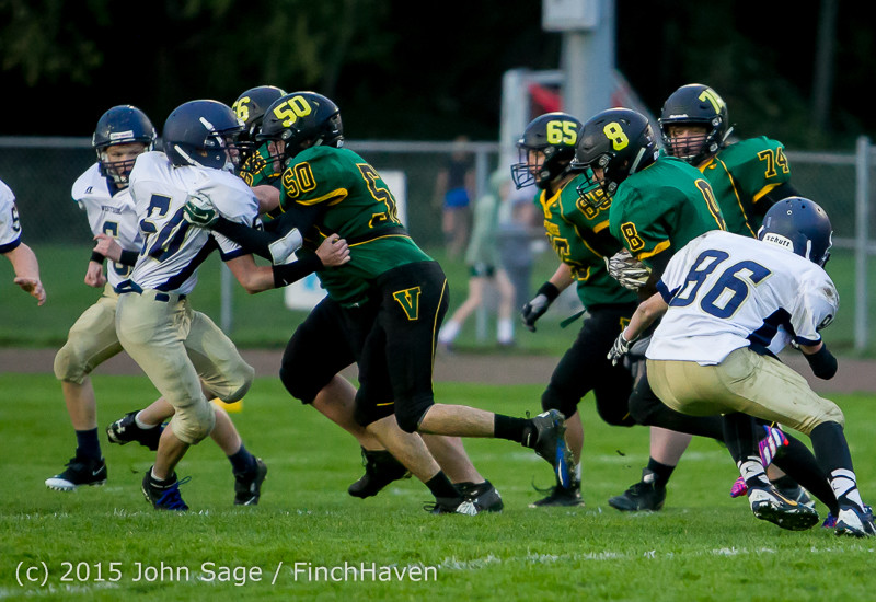 9158 JV Football v West-Seattle 110215