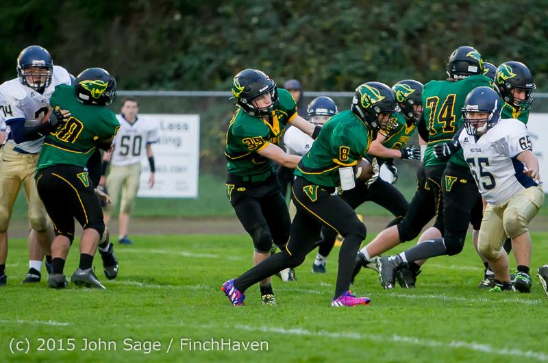 9192 JV Football v West-Seattle 110215