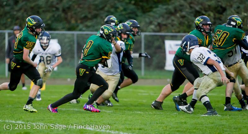 9194 JV Football v West-Seattle 110215