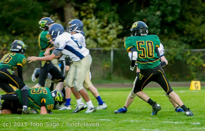 9229 JV Football v West-Seattle 110215