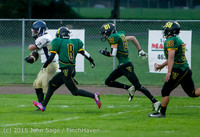 9238 JV Football v West-Seattle 110215