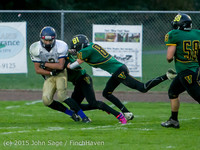 9242 JV Football v West-Seattle 110215