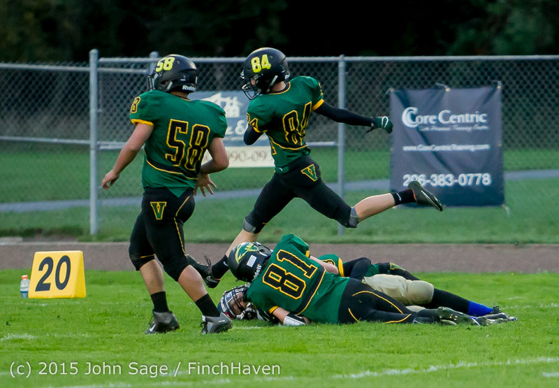 9253 JV Football v West-Seattle 110215