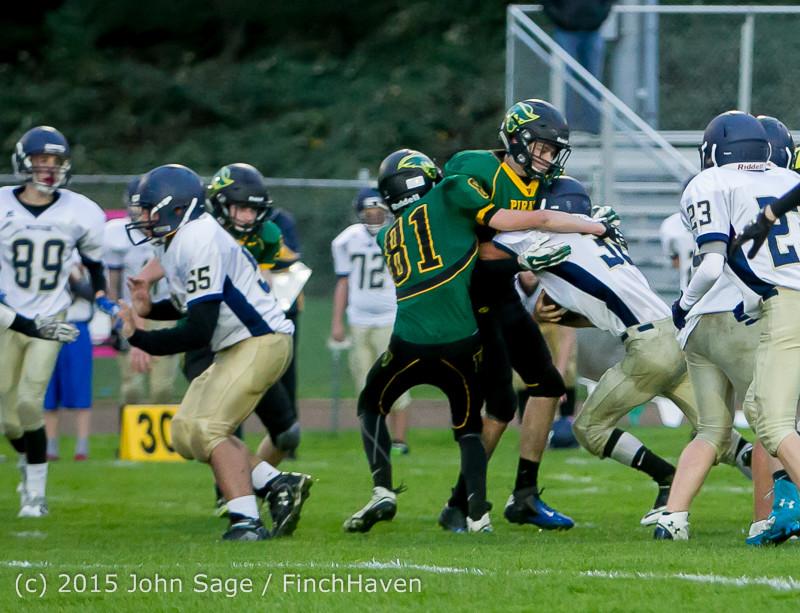 9266 JV Football v West-Seattle 110215