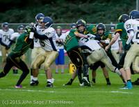 9271 JV Football v West-Seattle 110215