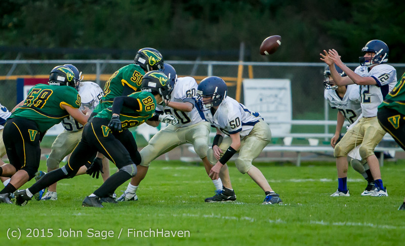 9309 JV Football v West-Seattle 110215