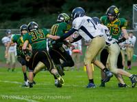 9398 JV Football v West-Seattle 110215